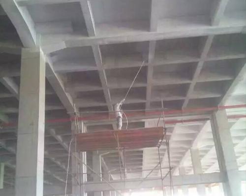 钢结构防火涂料涂装