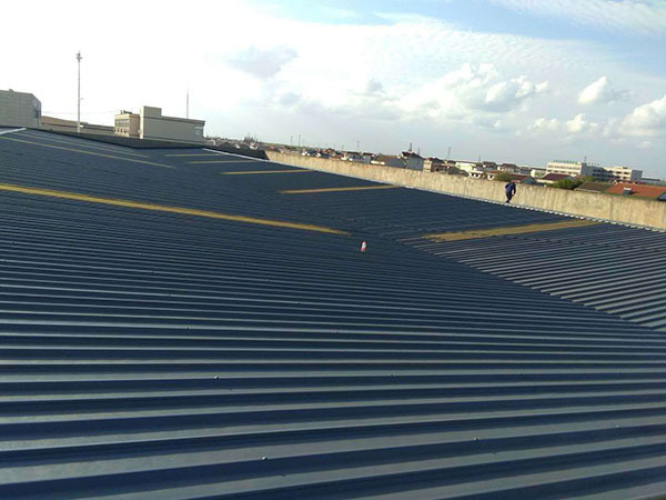 彩钢瓦屋面除锈防腐翻新施工方案