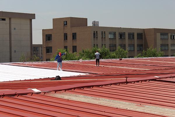 旧房彩钢瓦屋面翻新的几种可行性方案