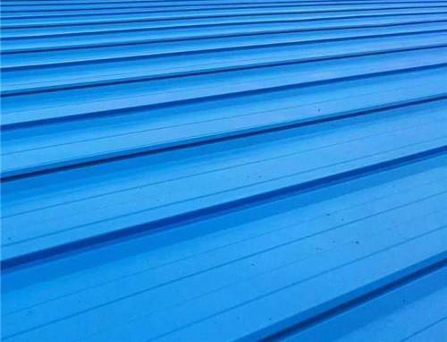 屋面彩钢瓦除锈翻新施工一般什么天气比较好