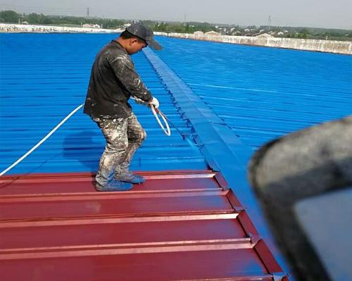 厂房彩钢瓦喷涂翻新工程应该要注意哪些问题