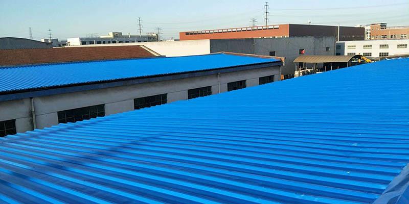 25000平米厂房彩钢瓦翻新需要多少钱